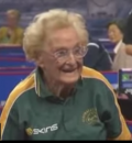 Dorothy de Low, 100 Year Old Table Tennis Star