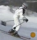 Lou Batori - Competitive Snow Skiier at Age 100!