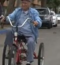 Octavio Orduno Takes a Daily Bike Ride at 103!