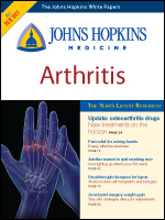 2011 Johns Hopkins Arthritis Whitepaper