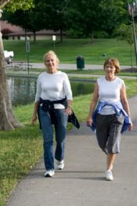 Daily Walking Paths