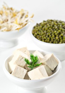 Diet with Tofu and Soy