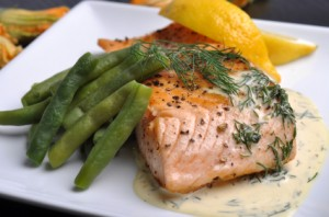 Eating Fish May Help Reduce Cholesterol & Risk of Stroke