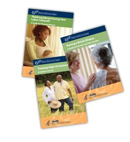 AHRQ Guides for Patients  and Consumers