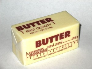Butter and other High Saturated Fat Foods to be Taxed by new 'Fat Tax' in Denmark
