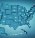 Which States Have the Best and Worst Health Rankings in 2011?