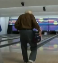 Record Holder as the World's Oldest Bowler at Age 105