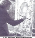 Edna Hibel: Renowned Artist Still Painting 12 Hours a Day in Her 90s