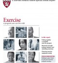 Harvard Guide to Exercise – A Program You Can Live With