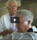 100-Year-Old Barber