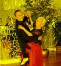 Lillian Field Berkowitz – Impromptu Tango Showcase at Age 102!