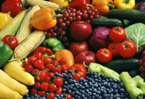 Fruit and Vegetables may help ward off dementia