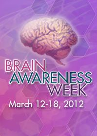 Brain Awareness Week March 12-18