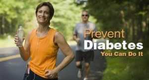 Prevent Diabetes - You Can Do It (image source - eCard courtesy of CDC)
