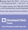 Cleveland Clinic Florida Holds Health Talk on Fibroids