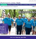 Parkinson's Unity Walk in New York City – April 28