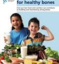 NIH Features New Report on Good Nutrition for Healthy Bones