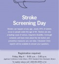 Cleveland Clinic Florida Offers Free Stroke Screenings on May 4