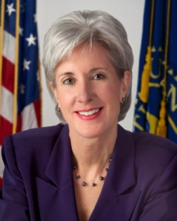 Kathleen Sebelius - U.S. Secretary of Health & Human Services