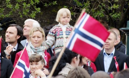 Norway Ranks as Best Country in the World in Which to be a Mother