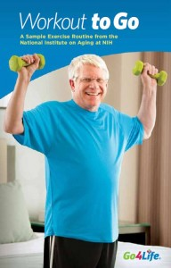 Workout To Go - Sample Workout Routine from National Institute on Aging