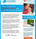 Natl Parkinson Foundation Invites Father's Day Donations In Memory or Honor of Your Father