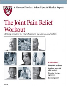 The New Harvard Joint Pain Relief Workout