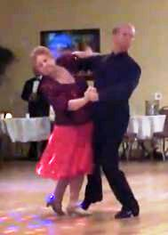 Jenny Paulisinecz (at Age 95!) Danced an impressive Tango performance with her Instructor Alex Koulik at the Goldcoast Ballroom Showcase July 10, 2012