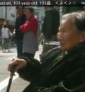 Mrs. Matsu Yamazaki at 103 years old still enjoys working in her Tokoyo store