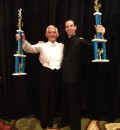 Alex Nastaskin is Competitive Champion in Ballroom Dance