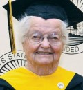 Nola Ochs, World's Oldest Masters Degree at Age 98, Now Writing a Book at 100 Years Old!