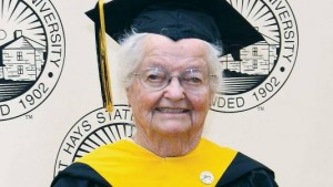 Nola Ochs, Received a Masters Degree at 98 Years Old, after graduating college at Age 95!