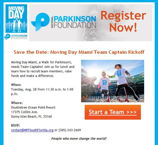 Parkinson Moving Day - Miami, August 28, 2012