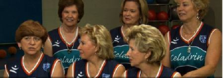 The Tigerettes - Women's Basketball Team, Ages 65-75