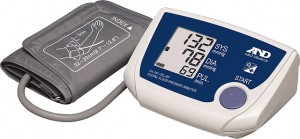 Blood Pressure Monitor (image courtesy of Wikipedia Commons)