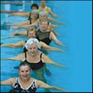 Healthy Aging - Senior Ladies Swimming