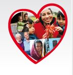 World Heart Day 2012 - One World, One Home, One Heart (Logo Image from World Heart Federation)