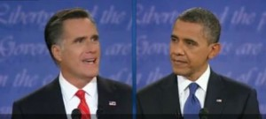 First Presidential Debate - October 3, 2012