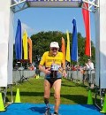 90-Year-Old Triathlete