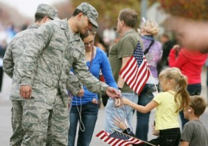 Veterans Day - Honoring Those Who Have Served