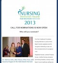 Nominations Open for 2013 Nursing Distinction Awards – Palm Healthcare Foundation