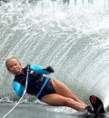 81-Year-Old Champion Water Skier