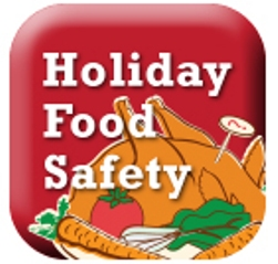 Holiday Food Safety Tips from the FDA