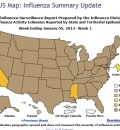 CDC Advises on Flu Prevention; Reports on Flu Epidemic Sweeping Nation
