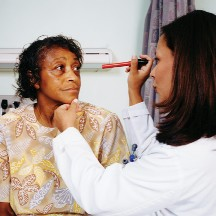 Eye Exams Important for Older Adults - Vision Problems Lead to Curtailed Activities for Fear of Falling, Study Finds