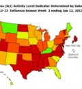 FLU UPDATE: Epidemic Severely Affecting Older People, but New Flu Cases May be Tapering Off, CDC Reports
