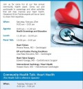 Heart Health Screenings & Symposium Presented by Cleveland Clinic February 23