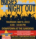 Update: Nurses Night Out - May 9 - Palm Beach Gardens
