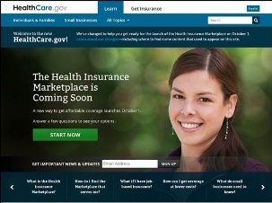 New, Updated HealthCare.gov launched to help consumers prepare to take advantage of Health Insurance Exchange Enrollment Available Oct 1