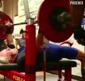 Sy Perlis, Age 91, Breaks World Weight-Lifting Record